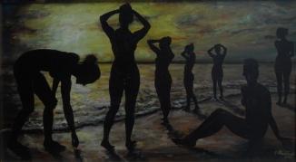 Olio su tavola 35x50cm - 2012